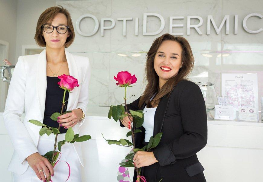 Otwarcie nowej siedziby Kliniki Optidermic